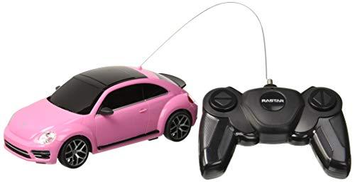 Mondo Vw New Beetle Pink Edition Volkswagen RC-Modellbau Fahrzeug 1:24 Rosa 1899-12-31T01 00.000Z 63579