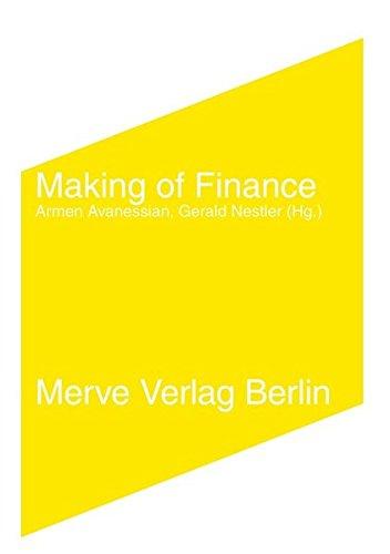 Making of Finance (IMD)