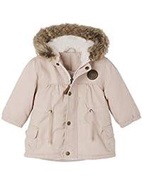 Vertbaudet Kuschelige Winterjacke für Baby Mädchen