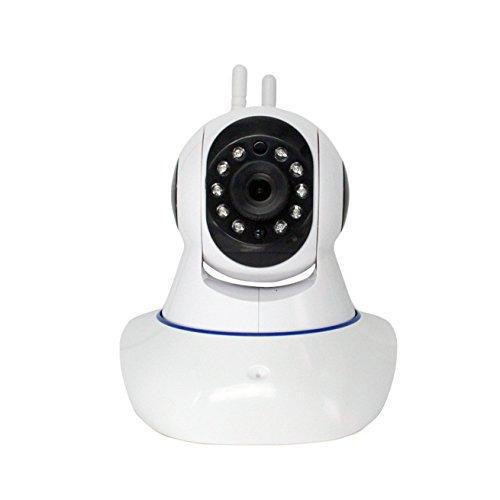 Telecamera per interni/esterni, sicurezza mini telecamera IP telecamera dome, PoE, sistema di sicurezza domestica telecamera IP wireless fotocamera per 720p HD Mega Pixel, wireless WiFi telecamera IP