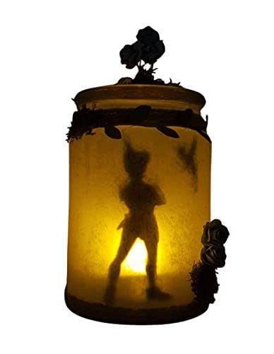 Lampada da recinzione per bambini a LED di Peter Pan, molto originale