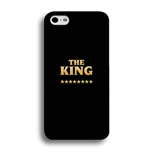 Boyfriend and Girlfriend Lovers Iphone 6/6s 4.7 (Inch) Case Fashionable Cool King Queen Matching Couple Phone Case Cover for Iphone 6/6s 4.7 (Inch) Best Friends Prime Color225d