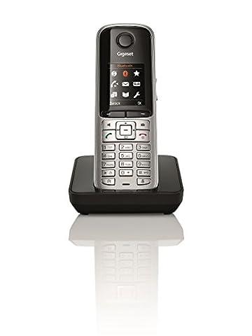 Gigaset S810H Telefon, Schnurlostelefon / Universal Mobilteil, Farbdisplay, Dect-Telefon, schnurloses