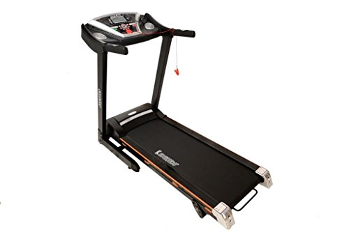Cockatoo CTM-03 Home Use 2 HP Motorised Manual Incline Treadmill(Free...