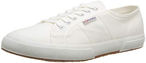 Superga 2750 Cotu Classic Mono, Unisex-Erwachsene Sneaker, Weiß, 47 EU (12 UK)