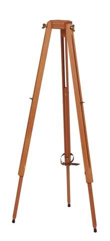 Mabef Mbma-30 Wood Tripod For Pochade Box