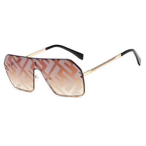Sonnenbrillen Female Square Retro Men'S Sunglasses Female Luxury Brand Designer'S Sunglasses, A