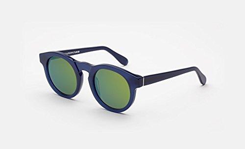 SUPER by Retrosuperfuture Sonnenbrillen Boy deep blue 594 new