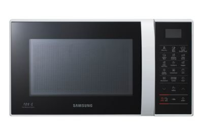 Samsung CE77JD-S 21-Litre Convection Microwave Oven with Slim Fry (Black)