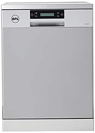 BPL 12 Place Settings Dishwasher (D812S27A, Silver)