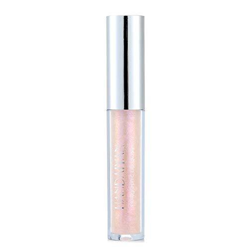 KIMODO 6 Farben Perlglanz Liquid Lipglosse Lipstick Wasserdicht Lange Dauerhaft Polarisieren Licht Lippenstift (25g)