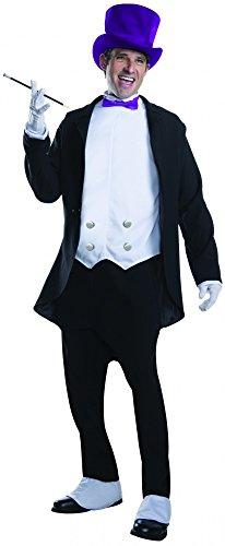 Batman Pinguin Kostüm für Herren, Größe:XL (Pinguin-kostüm Das Batman)