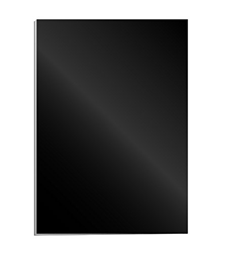 Fellowes Chromolux Gloss A4 Heavyweight 250gsm Presentation Covers - Black (Pack of 100)