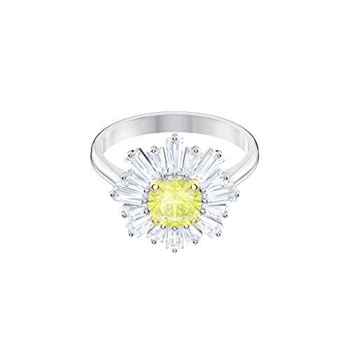 Swarovski Damen-Ringe Edelstahl Kristall \'- Ringgröße 55 5472481