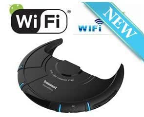 Android 4.1 Smart TV Box Tronsmart Prometheus Connects to BOTH HDMI and non-HDMI tv 1.5Ghz Dual Core, 1GB Ram