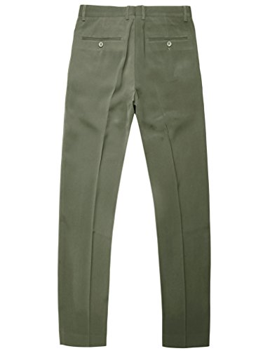 Match - Pantalon - Droit - Homme Grayish green