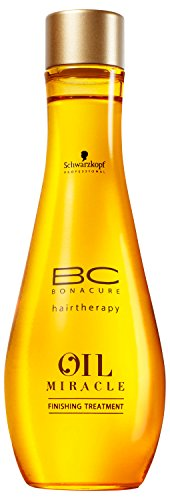 Schwarzkopf Professional BC Bonacure Oil Miracle Oil Finishing Treatment 100ml