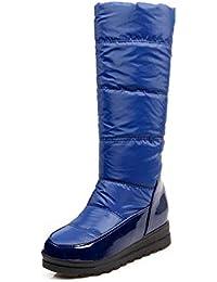 sportive equitazione Stivali da it e Amazon Scarpe Scarpe Blu xSUqFcgwYT