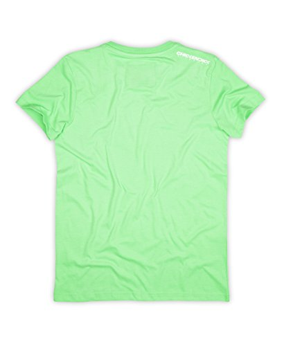 CHICKENDICK KITESURF Logo T-Shirt green (white) Green