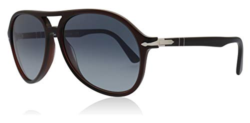 Ray-Ban Herren 0PO3194S Sonnenbrille, Braun (Transparente Brown), 58