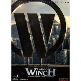 Largo Winch - Cycle 1 - L'héritier et Le groupe W