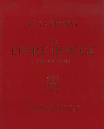 Le livre rouge - Version Luxe par Carl Gustav Jung