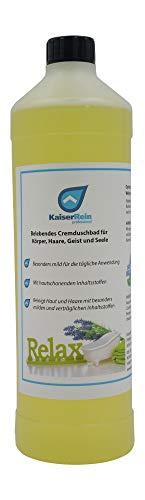 KaiserRein Duschgel 1 l Cremdusche-bad für Körper, Haare, Geist und Seele Herren/Männer...