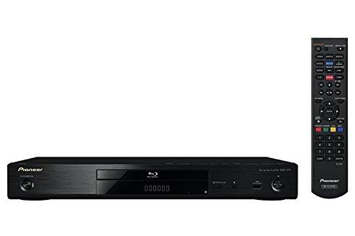 Pioneer BDP-170-K 3D Blu-ray Player (HDMI, 1080p