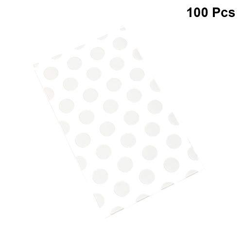 21804bee8 YeahiBaby Bolsa Transparente de Plástico con Punto para Embalaje Caramelo.