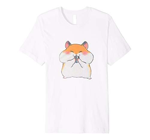 Kawaii Anime Shirt - Cute Hamster Japanese T-Shirt Gift Preisvergleich