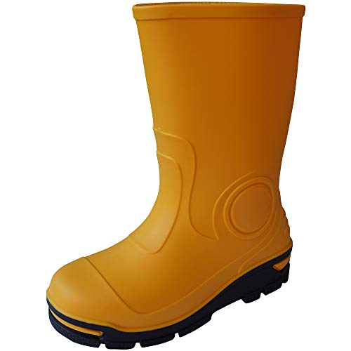 Muflon Kids Boys Girls Wellies Rain Boots Unisex Children Wellington Boots