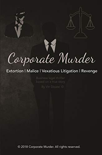 Corporate Murder (English Edition)