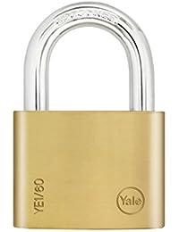 Yale Golden Luggage Lock