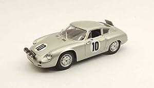 BONUS ET SALVUS TIBI (BEST) Porsche Abarth Rally catalunos 1/43
