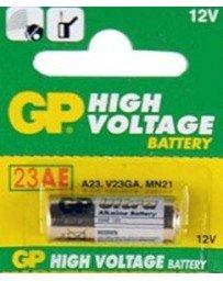 GP Haute Voltage Batterie 23ae 23a 12v Lot De 5
