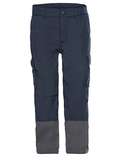 VAUDE Jungen Kids Detective Cargo Pants Hose, Eclipse, 146/152