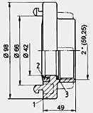 feuerwehrschlauch kupplung - Vergleich von