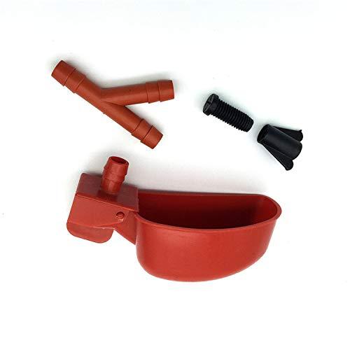 (JOYOTER Wachtel-Werkzeuge, Wasserspender für Trinken von Hühnern, Zubehör für Vögel)