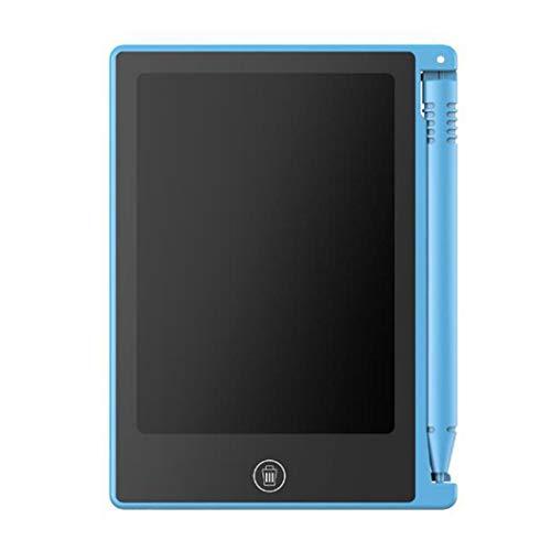 Kuerli 4.4 Zoll Mini LCD Schreibtafel mit Stift, Kinder Grafiktabletts für Schreiben Malen Notizen
