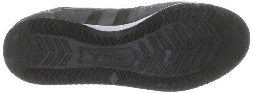 Gola , Sport Lifestyle lacets homme Gris - Gris/noir/blanc