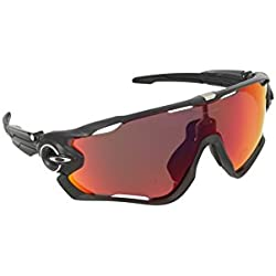 Oakley Gafas de sol Sonnenbrille Jawbreaker Negro / Rojo, 1