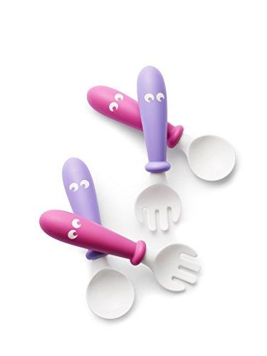 babybjrn-073046-kinderlffel-und-gabel-4-teile-pink-lila