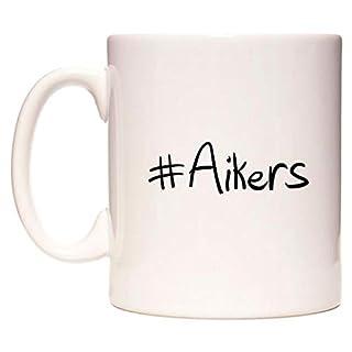 #Aikers Mug Cup by WeDoMugs®