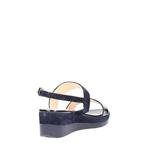 MELLUSO R7736 Sandalo Donna Blu scuro