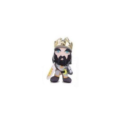 Monty Python Toy Vault Mini Plush King Arthur Chibi Plush by gkworld