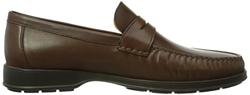 Mephisto HOWARD DESERT 9251 Herren Slipper Braun (Dark Brown)