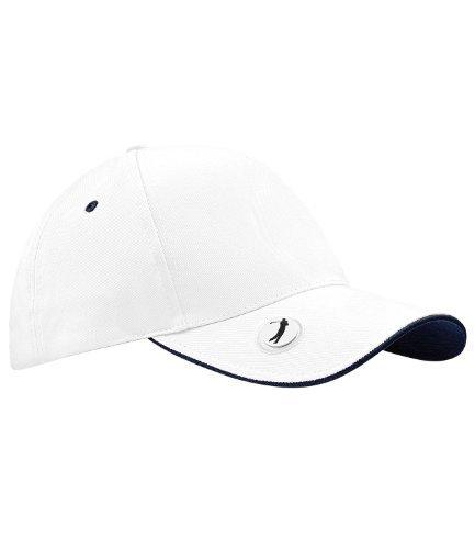 Beechfield - Casquette de Golf 100% coton - Adulte unisexe