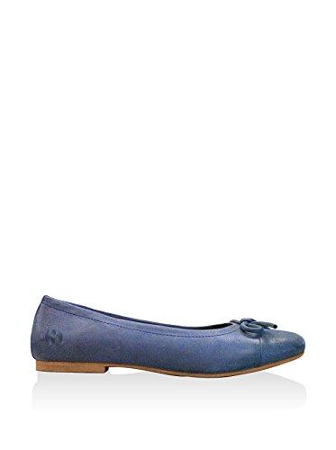 Damenschuhe- 4499-fglw Dk Blue