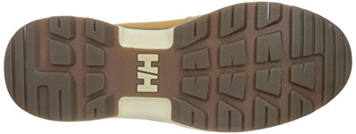Helly Hansen Borgen, Chaussures montantes pour Homme Beige (Honey Wheat/Walnut/Na)