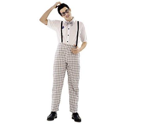 Imagen de my other me  disfraz de empollón, talla m l viving costumes mom01359
